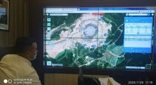 Canggih, Dishub Pekanbaru Kendalikan Lampu PJU dari Jarak Jauh
