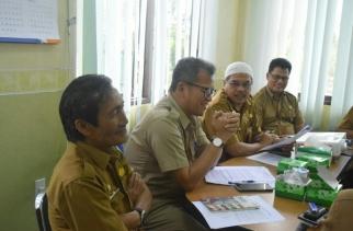 Pemkab Aceh Tamiang Rapat, Bahas Hasil SAKIP Belum Penuhi Target