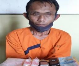 JN Berniat Antarkan Sabu seberat 31,5 Gram, Akhirnya Diciduk Polsek Kuala Cenaku