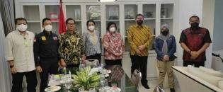 Pertama di Indonesia Tangani Kasus Terkait Pengelolaan Sampah, Polda Riau Dapat Dukungan Dari Menteri KLHK