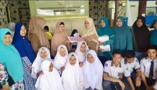 Hebat..! Dasa Wisma di Aceh Tengah ikut andil mengurus KIA