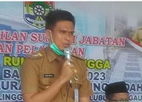 Farizal: RT Dihimbau Mewujudkan Visi dan Misi Kota Lubuk Linggau.