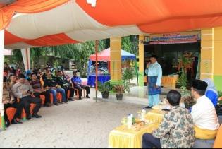 Peresmian BUMDes Bersama  Bintang Harapan Kecamatan Bintang Bayu