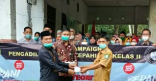Mempermudahkan Masyarakat, Pengadilan Agama Kepahiang Laksanakan Sidang Keliling