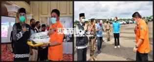 Gubernur Bersyukur Penanganan Covid-19 Berjalan Baik di Kabupaten Mura