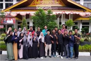 HIMA TAMA Sambut Mahasiswa Baru Sekecamatan Talang Muandau Kabupaten Bengkalis