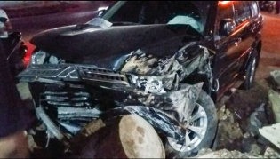 Kenderaan Dinas Wakil Bupati Aceh Tamiang, Alami Musibah Kecelakaan