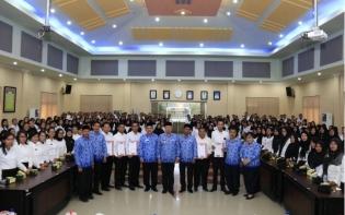 Bupati Sergai Beri Pembekalan CPNS Formasi Umum Tahun 2018 di Lingkungan Pemkab Sergai