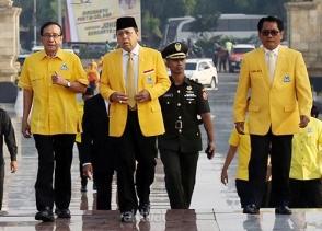 Ketum Golkar : Banyak Prestasi Diukir Jokowi