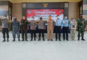 Unit Pemberantasan Pungli Provinsi Riaulakukan Supervisi Ke Rokan Hilir