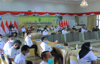 KPK Minta Masalah Aset Antara Pemko dan Pemprov Riau Segera Dituntaskan