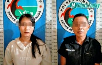 Pesta Sabu di Cafe Apoeng, Mantan Kades Ditangkap Satnarkoba Polres Sumenep