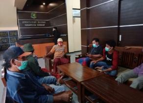 Dugaan Pembangunan Fiktif di Errabu, Komper Melaporkan ke Bupati dan Kejaksaan