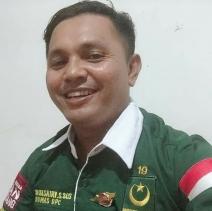 Jabat Ketua Bappilu PBB Pekanbaru, Rio Kasairy Akan Kerja Maksimal