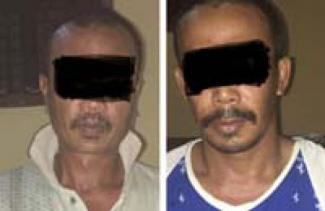 Dua Pria Gaek di Kateman Paksa ABG Bersebadan Lalu Diperkosa