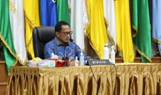 Dalam Rangka Sinergitas Antara Pemerintah Pusat dan Pemda 'Mendagri Menyapa Camat'
