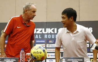 Pelatih Vietnam : Indonesia Semakin Kuat dari Laga ke Laga