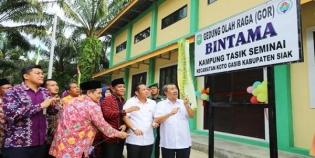 Kabupaten Siak Jadi Barometer Di Propinsi Riau
