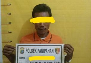 Pengungkapan Kasus Penyalahgunaan Narkotika Jenis Sabu Oleh Polsek Panipahan
