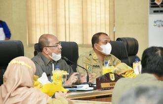 Pjs Bupati Sergai Awali Tugas Pimpin Rakor Pemerintahan dan Pembangunan
