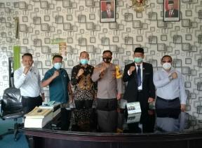 Usai Hadiri Sertijab Bupati dan Wabub Sergai, Kapolres Tebingtinggi Silaturahmi Kepada Wakil DPRD Sergai