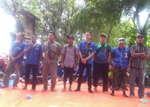 Ketua DPC FSBSI Kampar Perkenalkan Struktural Kepengurusan PK Koto Kampar