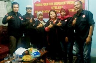 FPII Setwil Riau Gelar Rapat Kerja Perdana