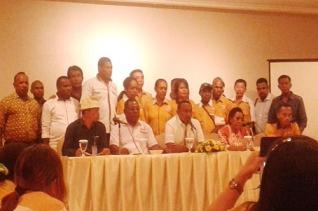 Hanura Papua Menggugat DPP Hanura