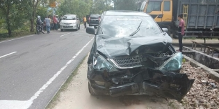 Tiga Luka Berat Dan Dua Luka Ringan Akibat Kecelakaan Jalan Lintas Sei Pakning Siak