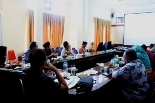 Asisten I Buka Sosialisasi Pemanfaatan Peta ZNT Kabupaten Bener Meriah