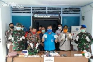 BNN Tebingtinggi Amankan Pengedar Sabu DPO asal Aceh