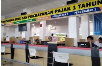 Selama Tangap Darurat, Pemprov Riau Bebaskan Denda Pajak Kendaraan