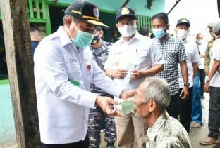 Masuk Dalam Lokpri, BNPP RI Kunjungi Kabupaten