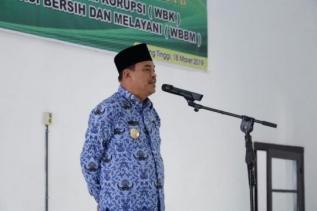 Walikota Tebingtinggi : Pemko Koordinasikan Penertiban APK  dengan Bawaslu