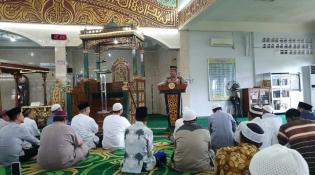 Kapolres Lubuklinggau, AKBP Dwi Hartono Sampaikan Pesan Kamtibmas