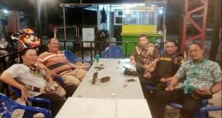 Mempererat Tali Silaturrahmi, GM - FKPPI Rayon 0402.08 Kec Tambang Buka Puasa Bersama