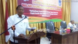 Kesbangpol Perkuat Perdamaian Aceh dan Persatuan Bangsa