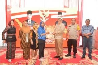 Pemkab Sergai Bersama TNI - Polri Gelar Silaturrahmi Nasional