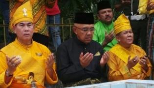 Gubernur Riau Dukung Pemekaran Gunung Sahilan Darussalam