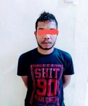 Terduga Pelaku Curanmor, FS di Ciduk Polres Aceh Tamiang