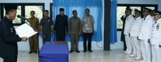 Bupati Subang Lantik 117 Pejabat Eselon III dan IV