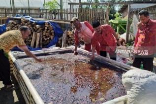 Distankan : Kopi Asal Vietnam Diduga Turunkan Harga Jual Kopi Petani