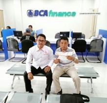 Rampas Kendaraan Roda 4, Di Duga Oknum Mengatasnamakan BCA Finance Tidak Sesuai Prosedur