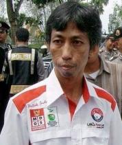 Pendiri LIRA Soroti Karhutla di Riau