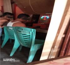 Judi Mesin Jacpot Marak Di Kelurahan Titian Antui