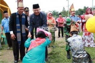 Bupati Sergai Hadiri Pelantikan DPW IKBPD-BP Periode 2019-2023