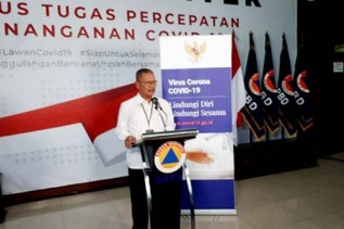 Tercatat 78 Orang Meninggal dan 893 Orang Dinyatakan Positif COVID-19 di Indonesia