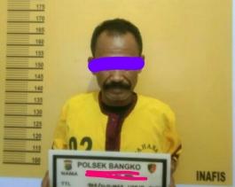 Pengedar Shabu di Bagansiapiapi di Cokok Polisi