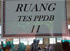 Atasi Penumpukan Siswa, Disdik Terapkan PPDB di Pelalawan