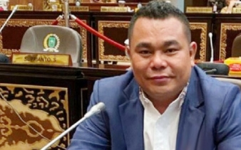 Anggota DPRD Riau: 'Publik Diminta Tidak Sebarkan Info Menimbulkan Kepanikan'